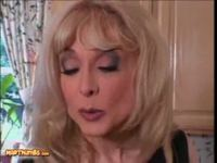 busty mature pic user busty mature nina hartley fucks ariana jollee red strap