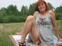 busty mature porn mature milf busty wife exposed outdoors