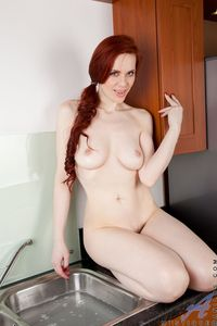 busty milf photos picpost thmbs hot naked pale skin redheaded busty milf pics
