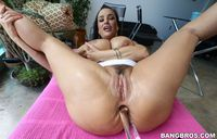 busty milf pic busty milf lisa ann gets some anal smoking hot taking advantage sons friend