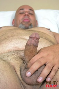 chubby hairy mature porn hairy raw joe strong chubby guy masturbating jerk off amateur gay porn waking from nap jerks his thick cock