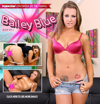 centerfold porn featured banner bailey blue centerfold month july