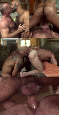 daddy mature porn pics marco rios fucks mickey collins hairy daddy