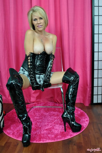 erotic milf photos boots fetish erotic nikki slutty milf pantyhose