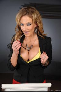 exclusive milf gallery large ngc whn ttw milf nikki sexx from brazzers wearing black lingerie office