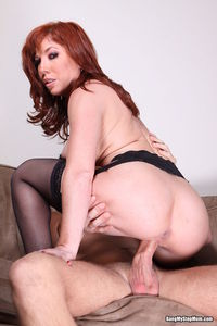 exclusive milf pictures hot redhead milf brittany oconnell riding hard cock