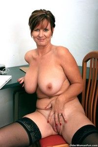 granny joy porn gallery granny joy shows off gorgeous tits