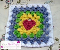 granny pics granny square cal week one
