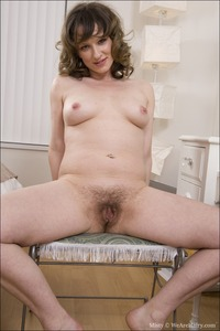 hairy mature pictures misty nails hairy vixen mature pussy chair