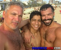 couple in old porn year old brazilian virgin thiago gets his cherry popped bareback threesome gay porn couple maverick men ive never done this before