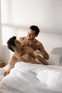 couple in old porn gay couple bedroom white sheets pin