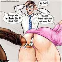 cuckhold interracial porn albums interracial cuckold toons photos cartoon