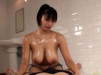 horny milf photos contents soe hana haruna oil bath titty fuck from pornstar set