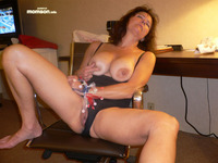 horny mom picture busty horny mother masturbating chair