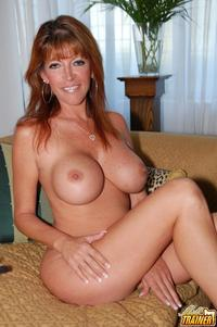 hot mature milfs pictures hot sexy milf redhead sucked fucked like slut