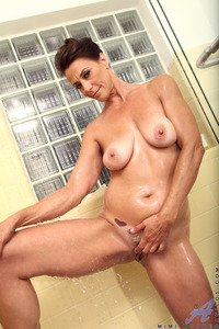 hot mature women porn mimi moore busty milf fingers wet pussy after steamy hot shower mature babe free older women porn pictures