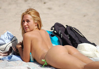 hot milf images beach hot milf sunbathing ass candid