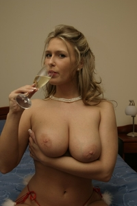 hot milf images media hot milf drinking champagne