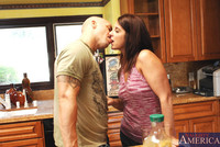 hot milf porn photos milf hot hammered kitchen