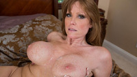 hot mom pics hot mom darla crane cummed tits