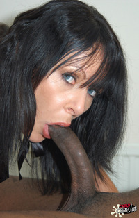 dirty mature porn dirty maid carly cum slut loved cleaning polishing this guys black cock