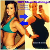 hot moms image hot mombody after baby challenge