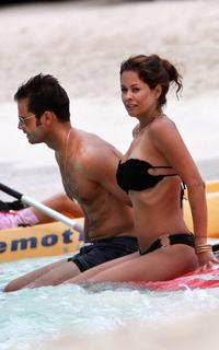 hot moms in bikini brooke burke bikini burkes hot mom ass