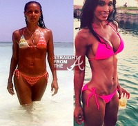 hot moms in bikini jada pinkett smith pilar sanders hot moms bikini bods photos