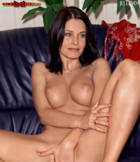 hot naked milf sex courteney cox celeb fake porn nude sexy hot