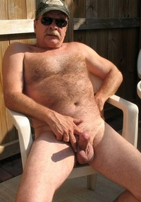 hot sexy mature pictures hot daddy hairy chest trucker
