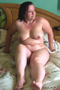 just milf pics chubby milf here lay back spread