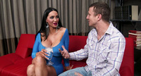 latina sex mom storage amy anderssen mom boobs shower