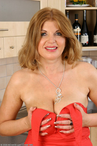 mature big breasted porn galleries all over cornelia showing off mature breasts