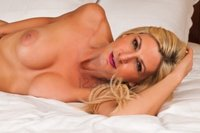mature blonde porn pics disorderly beautiful mature blonde nude bed photo