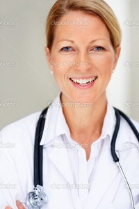 mature close up depositphotos closeup portrait beautiful mature female doctor stock photo