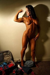 mature erotica gallery bodybuild athletic ass milf