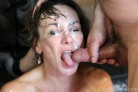 mature face pics galleries facial abuse mature face fuck