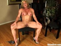 mature female porn star watch buff mature female bodybuilder wanda moore