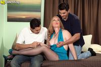 mature first time porn its heathers time shes fucking cocks courtesy heather barron page