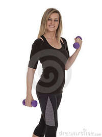 mature image mature fitness woman royalty free stock photo