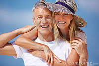 mature image smiling mature couple stock photos