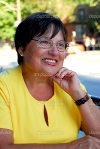 mature image depositphotos mature woman portait stock photo