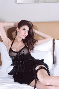 mature in sexy albu intimate love sexy lingerie folds lace cbaa