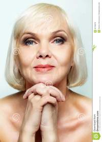 mature lady photos gracious smile mature lady looking calmly camera royalty free stock