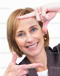 mature lady photos depositphotos mature lady woman making frame shape hands stock photo