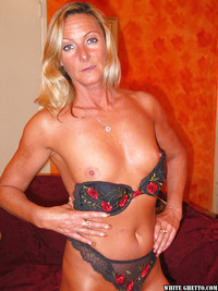 mature milf bank pics pictures fuckable mature blonde ginger spice slipping off lingerie
