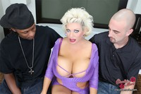 mature milf fucking pics gallery claudia marie double fucked giant fake tits milf slut gets teamed