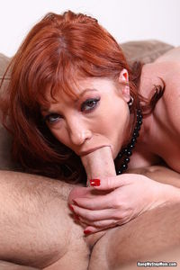 mature milf photos redhead mature milf gets banged