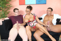 mature mom handjob photo over handjobs stacie starr double fisted step mom