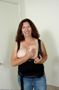 mature natural tit porn galleries atk hairy mature mexican exposes natural breasts